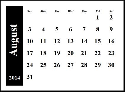 rundangerously: august 2014 race schedule