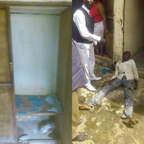 Christians & Muslims Clash : Man Found Unconscious After Spending Days In Wardrobe Out Of Fear During Kaduna Killings