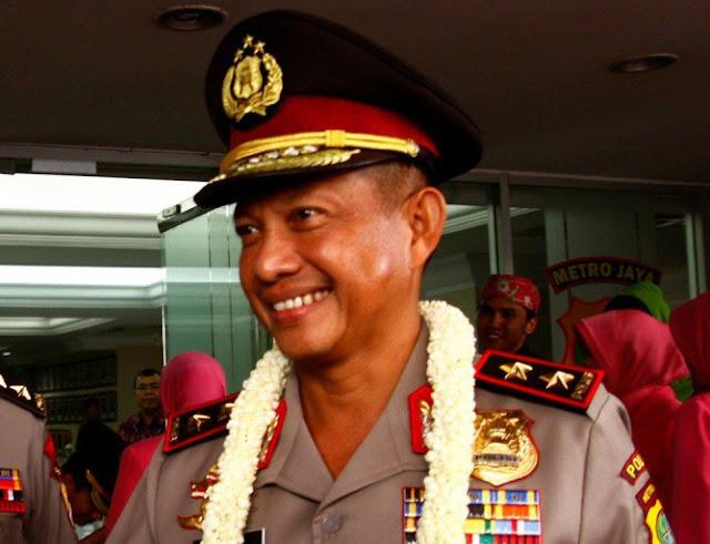 Presiden Jokowi Resmi Ajukan Komjen Tito Karnavian Sebagai Calon Kapolri