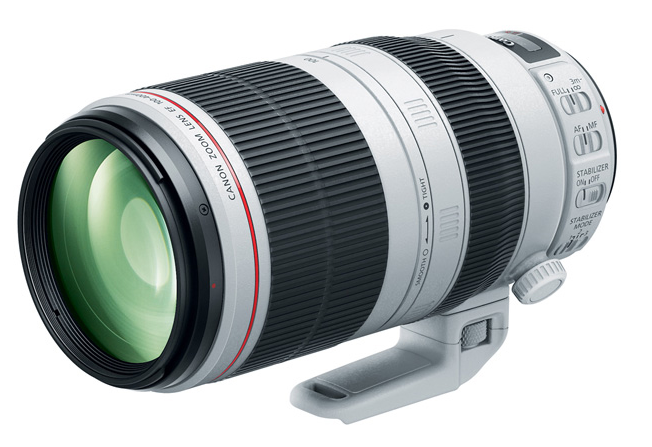 Canon EF 100-400mm f/4.5-5.6L IS USM II Lens: Professional / Consumer Reviews