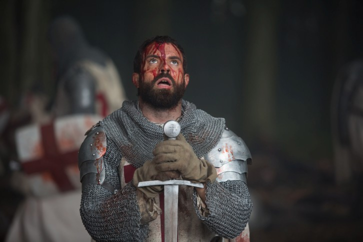 Knightfall - Promos, Photos, Promotional Poster & Premiere Date *Updated 14th November 2017*