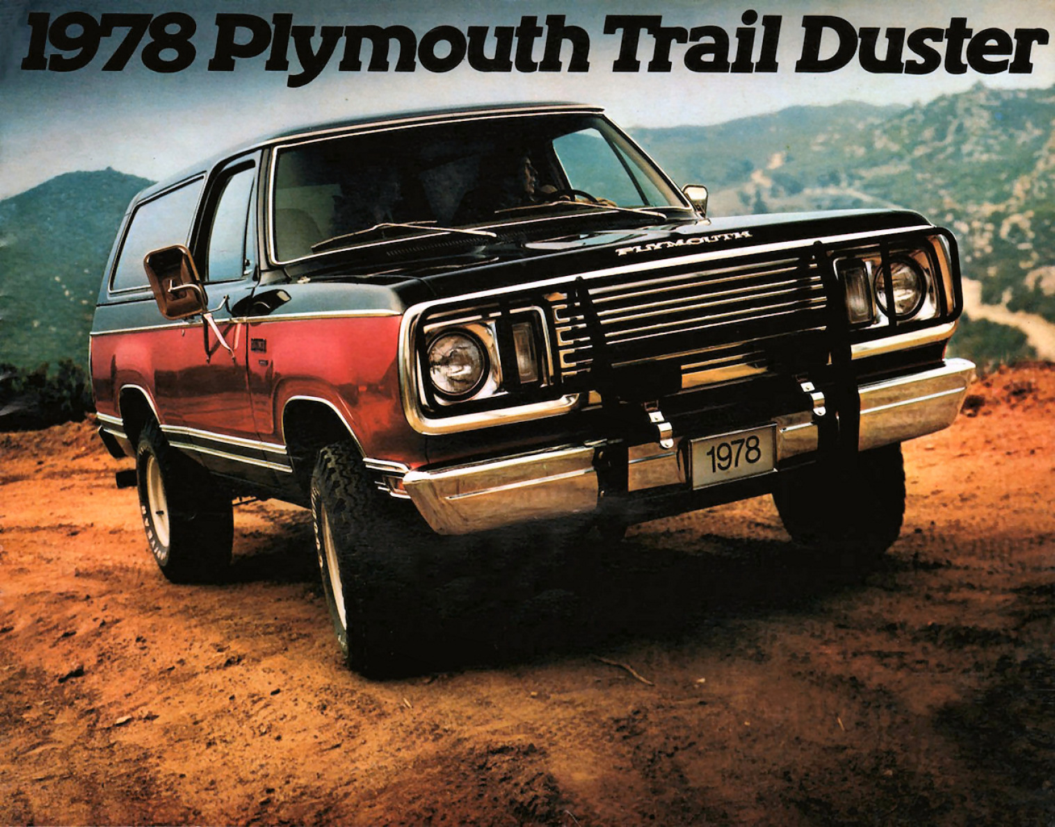 1978%2BPlymouth%2BTrail%2BDuster 01 daydream notes making a new model 1 24 revell dodge ramcharger  at aneh.co