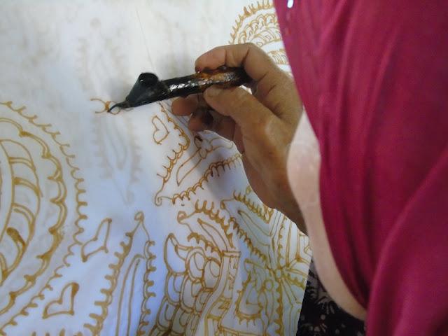 pemberdayaan dompet dhuafa batik berkah lestari