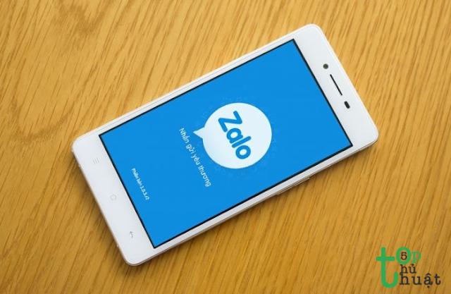 """Hướng dẫn cách tắt thông báo """"đã xem"""" tin nhắn Zalo"""