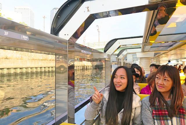 Osaka Suijyo Bus Aqua-Liner