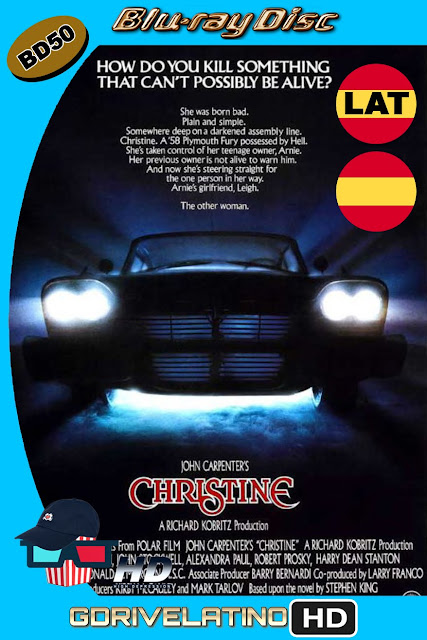 Christine CAS-LAT (1983) Full Bluray BD50 ISO