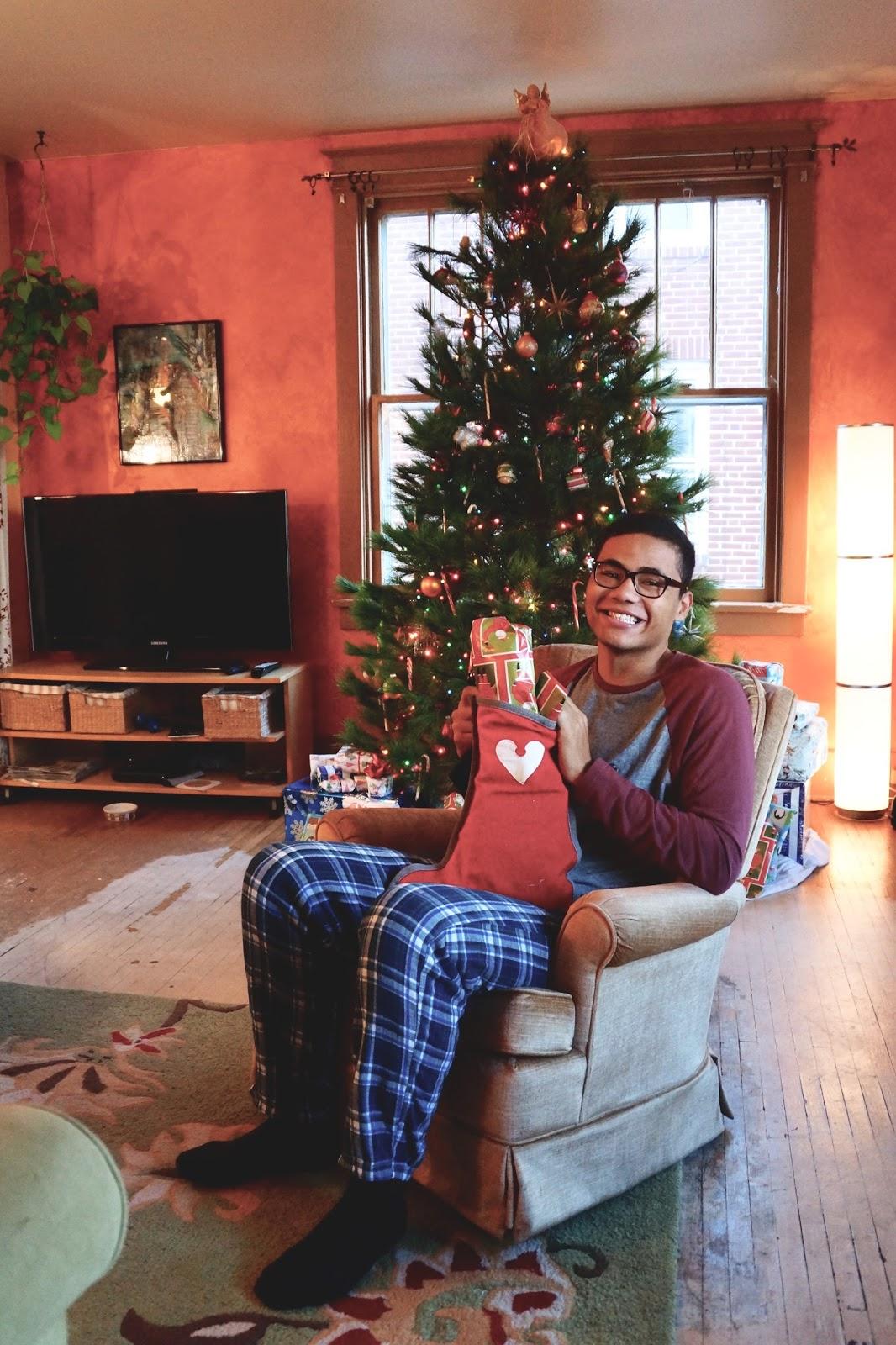 Weihnachten 🎄🎅 und Sylvester 🎆🎉 in den USA