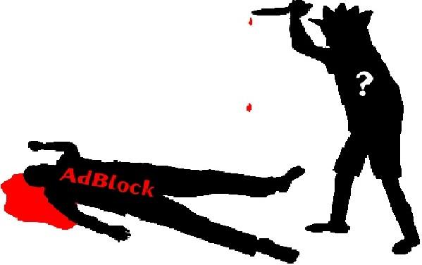 Pembunuhan adblock