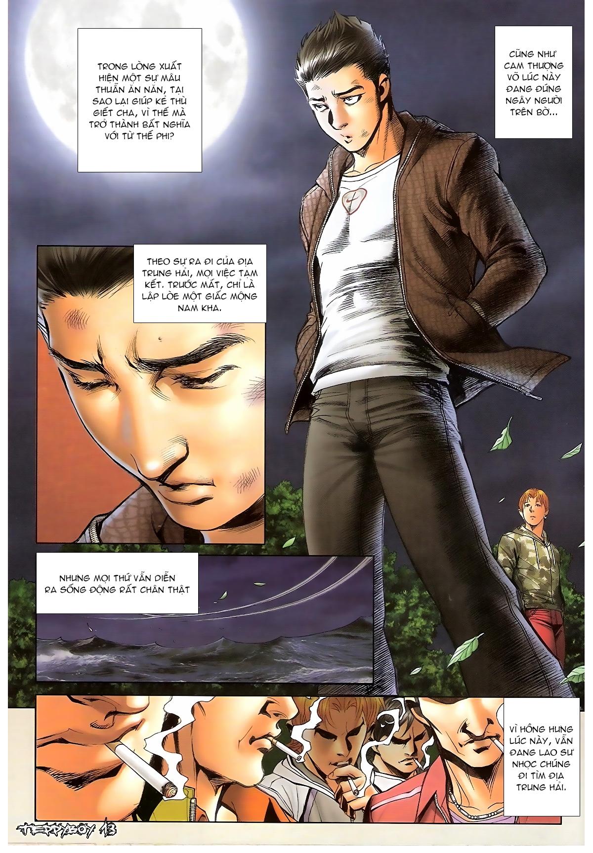 Người Trong Giang Hồ - Chapter 1318: Một mình gánh chịu - Pic 12