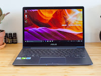 Latest ASUS laptop ZenBook UX331UAL Design, thin and lightweight but Strong Body