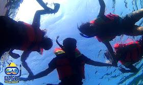 snorkeling dasn wisata pulau tidung