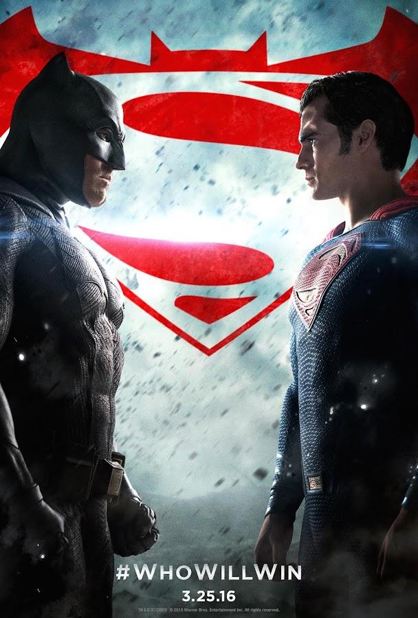 ตัวอย่างหนังใหม่ - Batman v Superman: Dawn of Justice (แบทแมน ปะทะ ซูเปอร์แมน : แสงอรุณแห่งยุติธรรม) ตัวอย่างสุดท้าย ซับไทย poster4