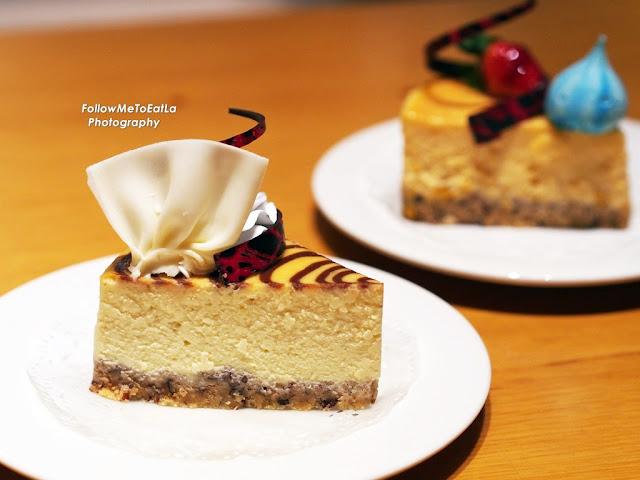 Durian Cheese RM 88 Nett Whole Cake  RM 11.80 Nett Per Slice