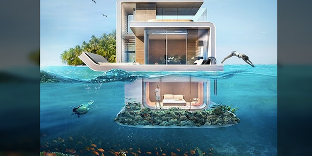 The World's First Underwater Apartment Is Now Available In The  Bazaar, It's Remarkable!