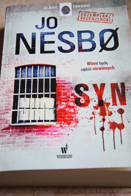 """Jo Nesbo """"Syn"""""""