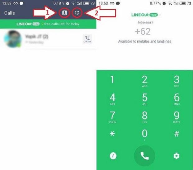 Tahukah Kamu ? Cara Nelpon Gratis ke Semua Operator Selular di Android Milikmu ?