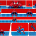 Spiderman Party: Free Printable Candy Bar Labels.
