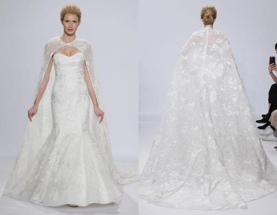 capa para vestido de noiva