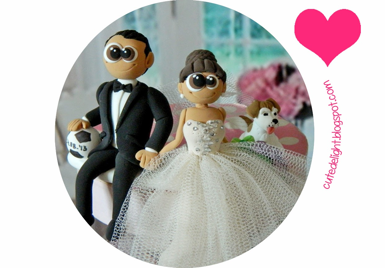 Cake Toppers Weddings