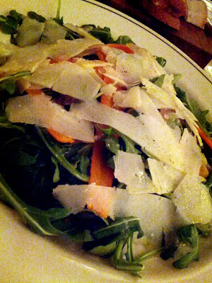 Arugula Salad at Ken and Cook in New York, NY - Photo by Taste As You Go