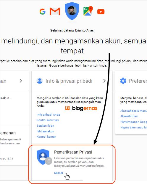 Cara Ganti Nama Gmail dan Google Plus