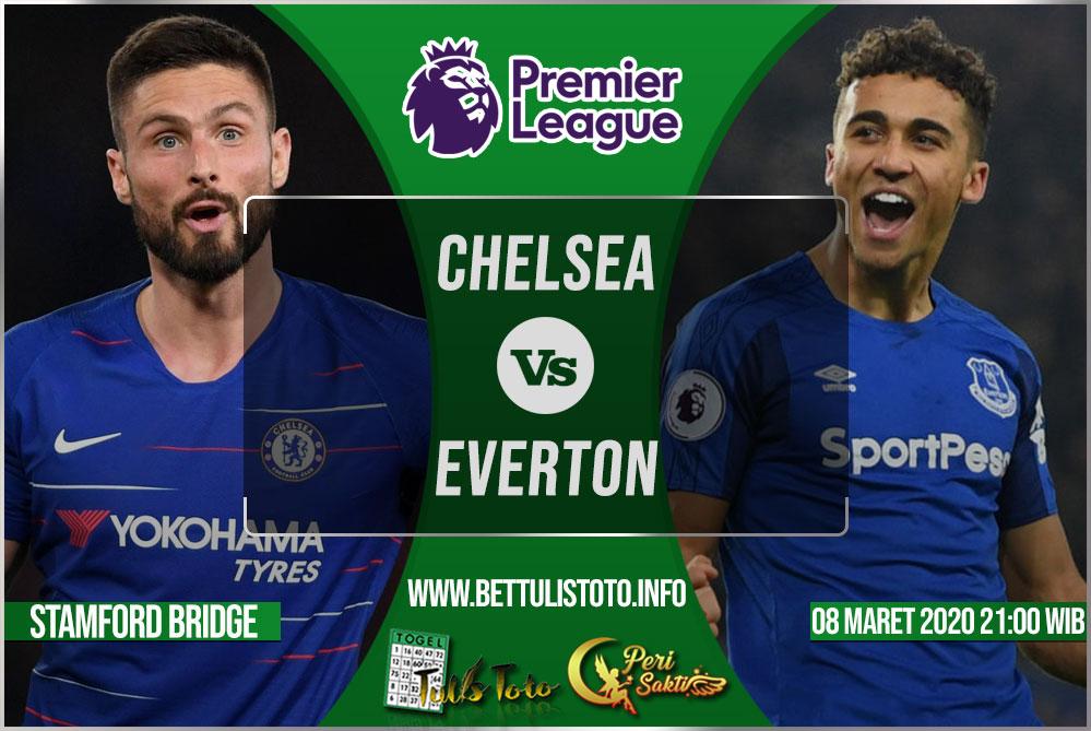 Prediksi Chelsea vs Everton 08 Maret 2020