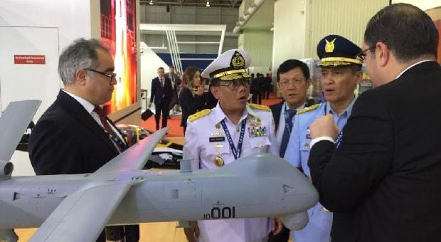 Pameran Langkawi International Maritime and Aerospace Exhibition 2017