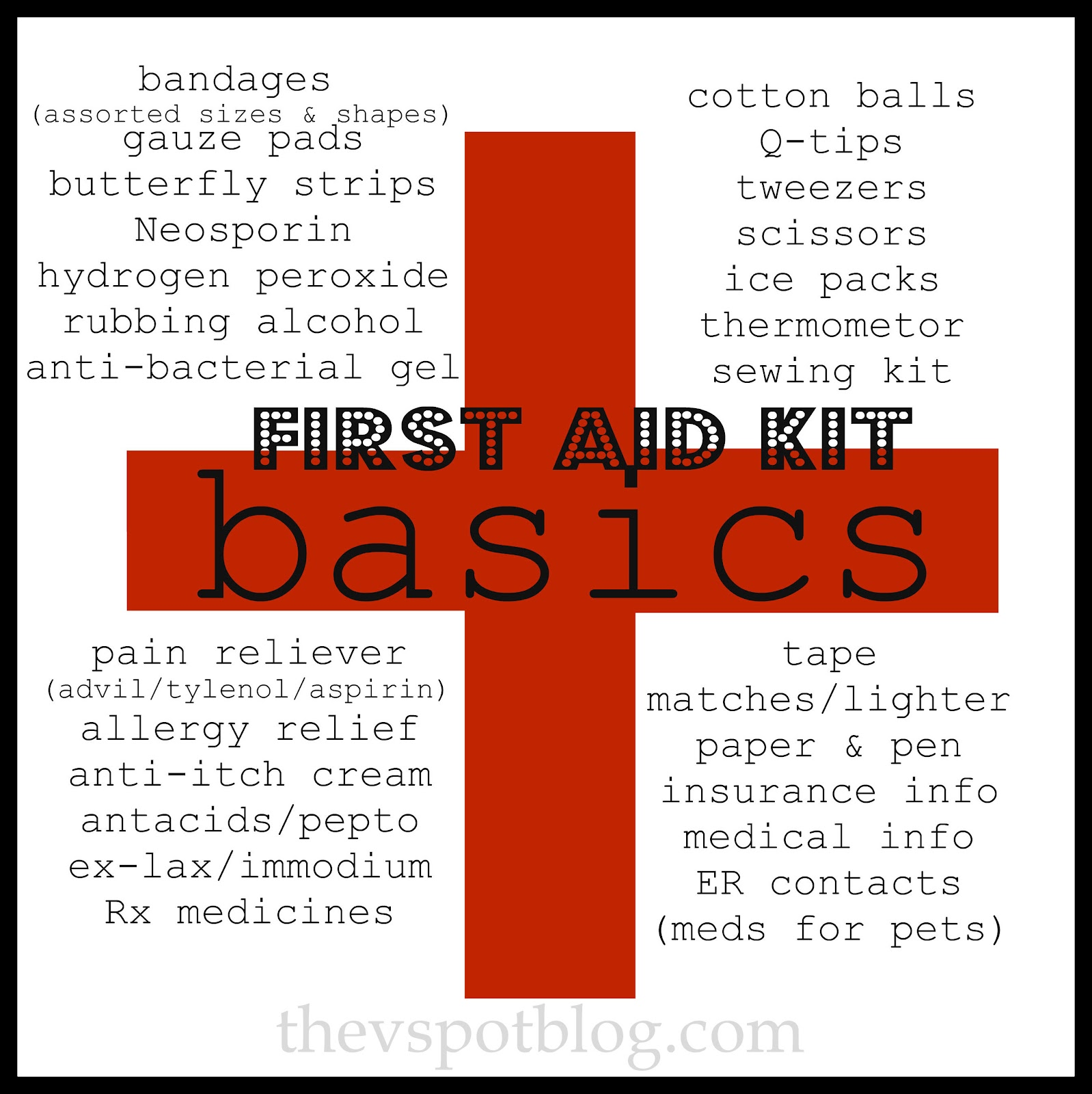 Give Your First Aid Supplies An Annual Check Up