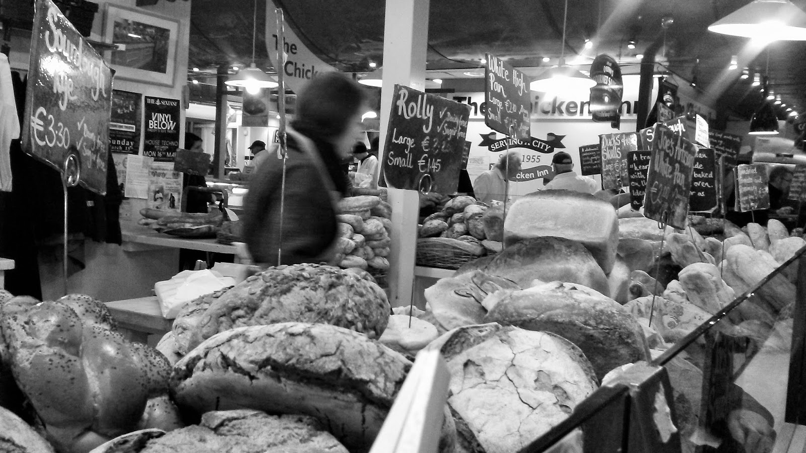English Market, Cork, Wordless Wednesday