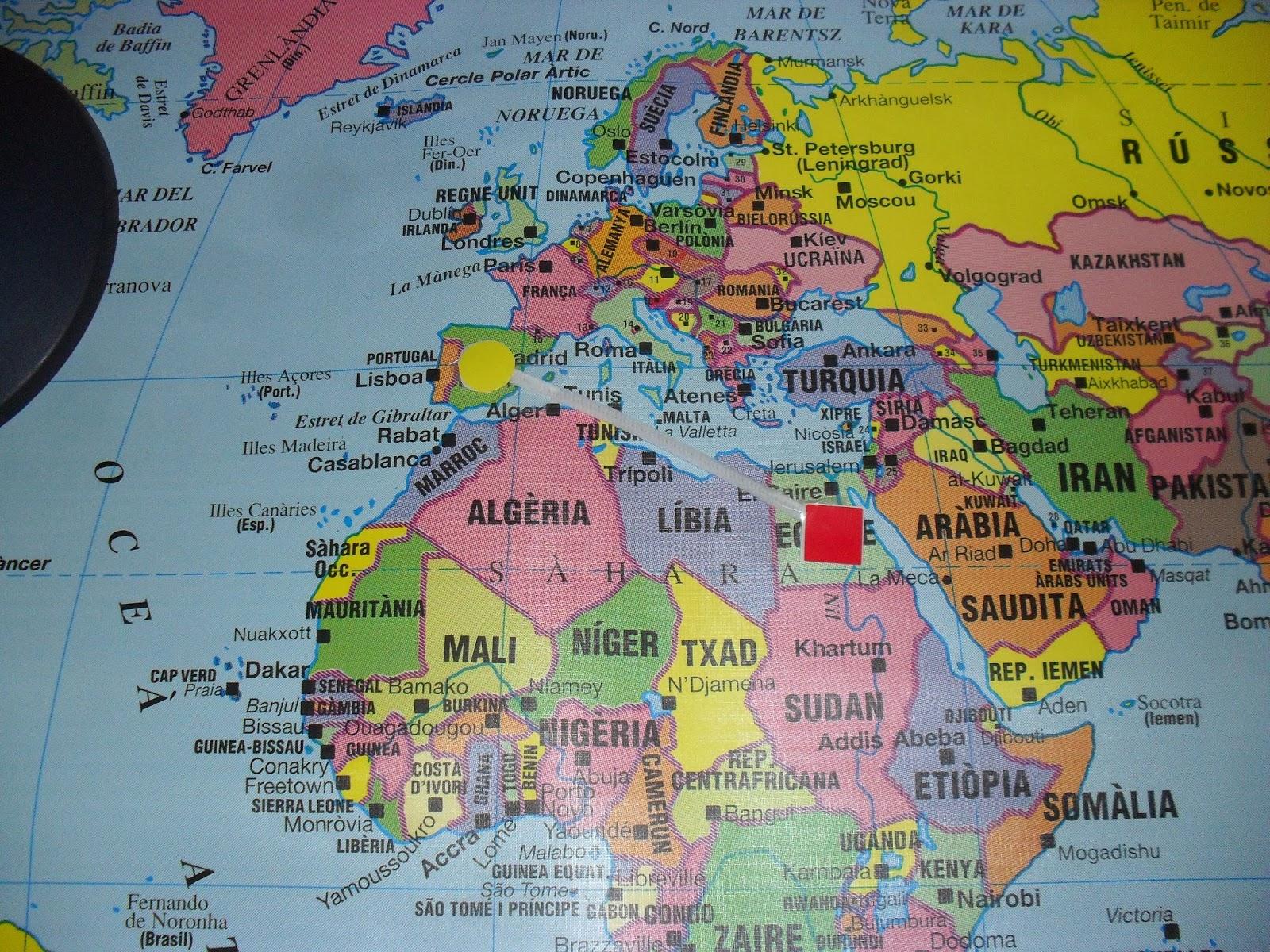 mapa mundo egipto Mapa Mundi Egipto mapa mundo egipto