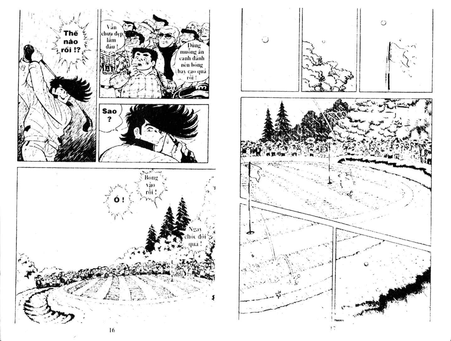 Ashita Tenki ni Naare chapter 10 trang 7