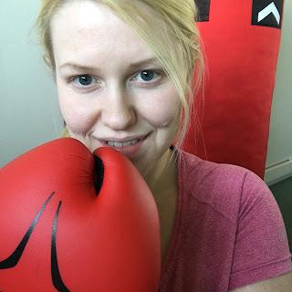 Domyos Punch Bag and Boxing Gloves