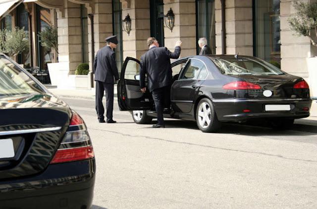 car services in paris