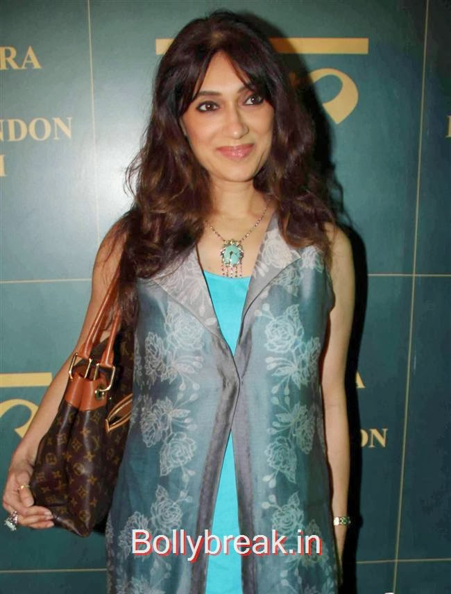Lucky Morani, RR Jewellery Line Launch