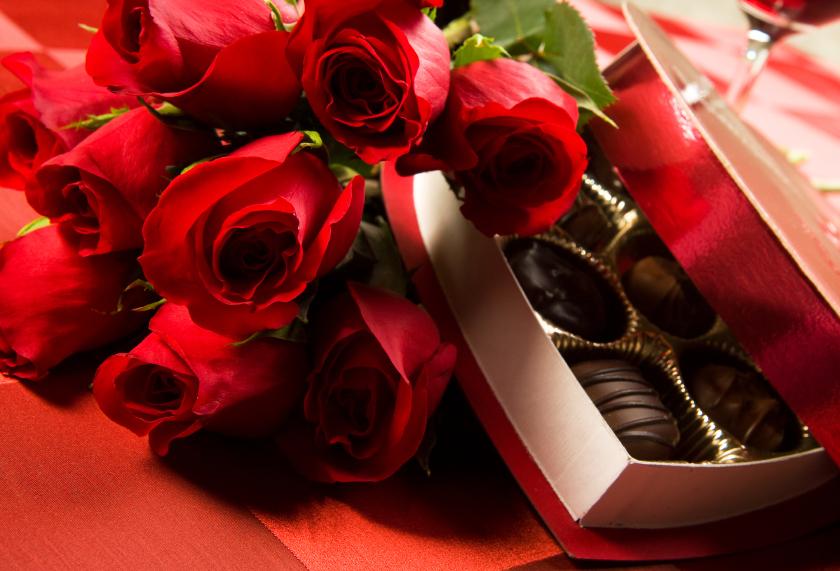 Flowers: Valentines Day - Flower