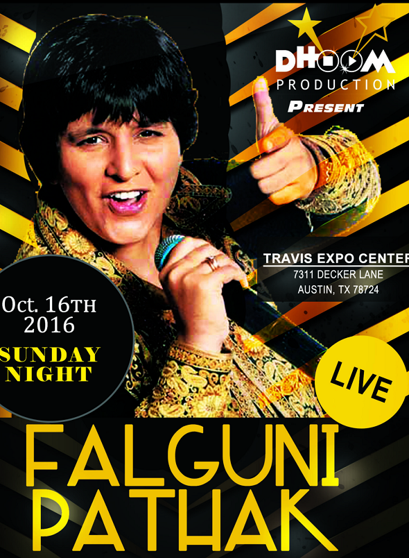 Falguni Pathak Live Garba 2016