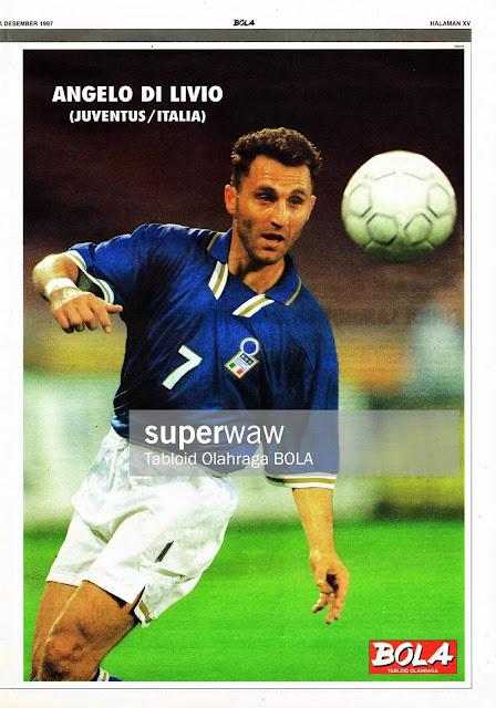 ANGELO DI LIVIO ITALIA 1997