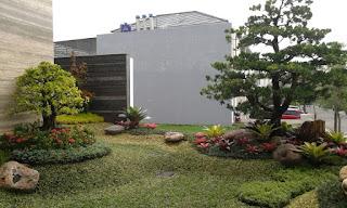 DESAIN 3D Tikang Taman Surabaya