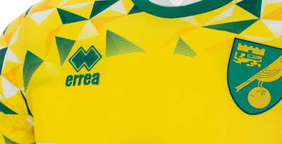4df462dde81 Norwich City 18-19 Home Kit Released