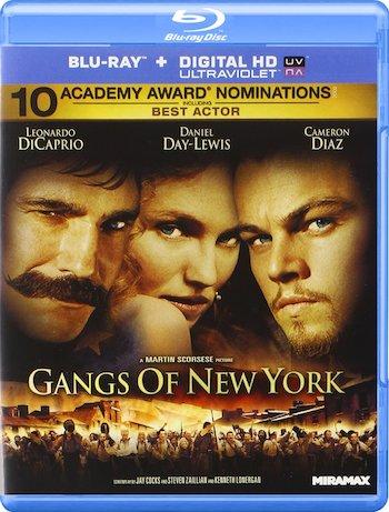 Gangs of New York 2002 Dual Audio Hindi BluRay Download