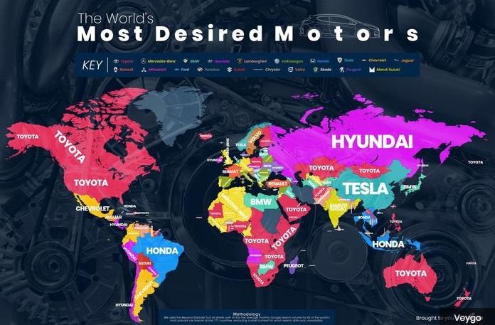 Data Veygo untuk Pencarian Mobil