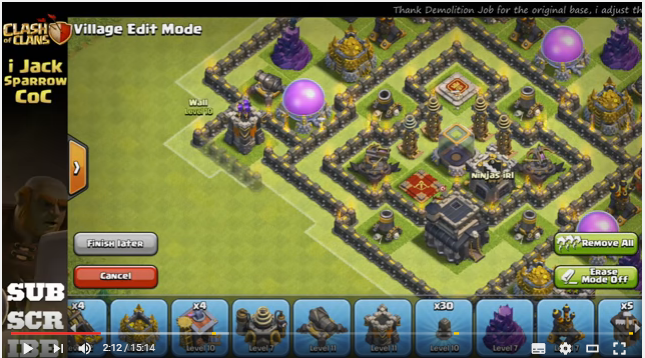 Th9 - New Farming Base (2016)