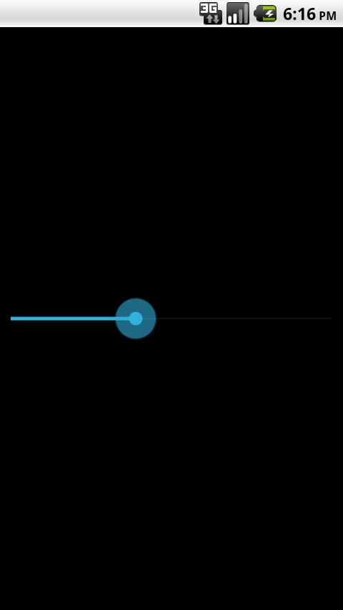 Android-Custom seekbar 낮은 버전을 위한 방법!!