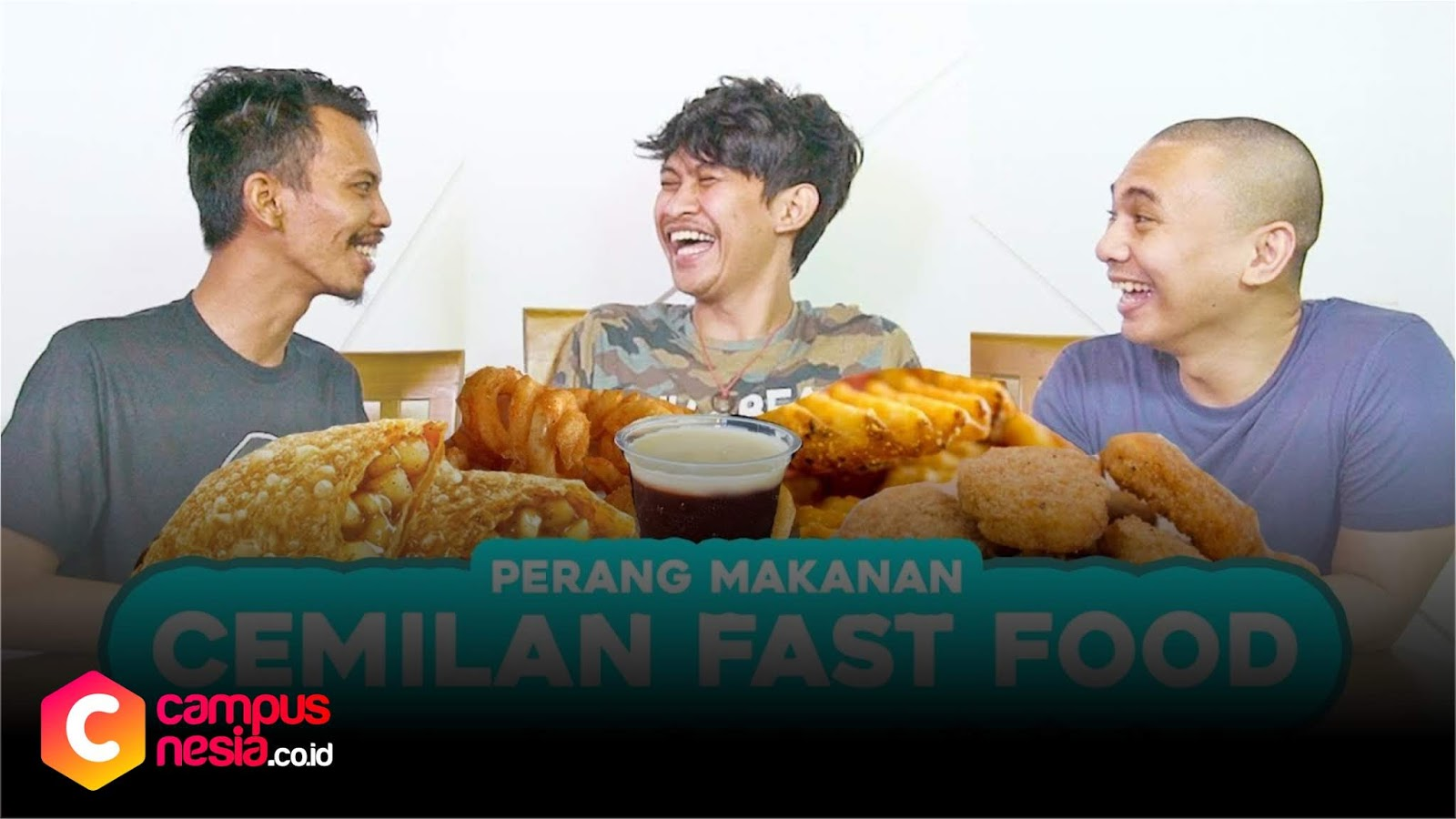 6 Channel Youtube Kuliner Terbaik Versi Campusnesia Campusnesia