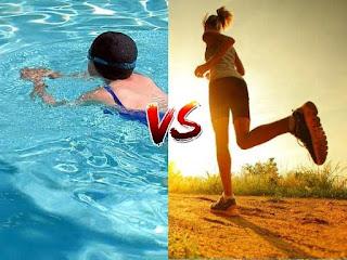 water jogging belt - water jogging vs land jogging