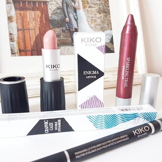 Kiko Milano Cosmetics | The Neo Noir Collection
