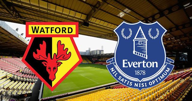 Watford FC Vs Everton FC Premier League