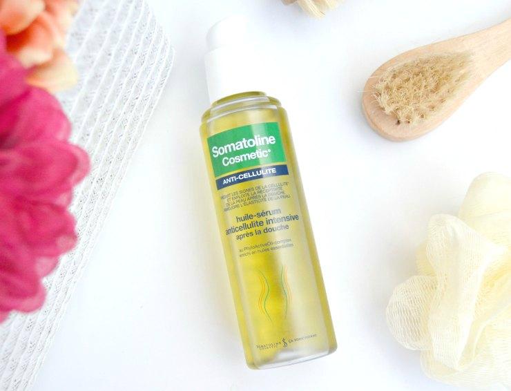 Aceite anticelulitico para después de la ducha