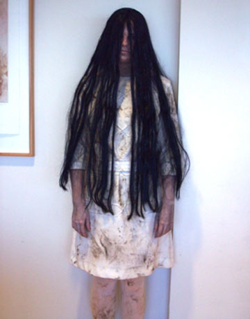 Girl from The Ring Halloween Costume as seen on The Daily Green