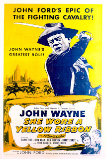 Watch She Wore a Yellow Ribbon (1949) movie free online